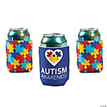 Autism Awareness Can Covers