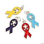 Autism Awareness Enamel Charms