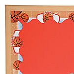 Basketball Bulletin Board Border
