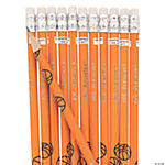 Basketball Personalized Pencils