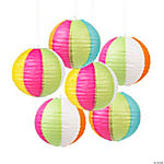 Beach Ball Lanterns
