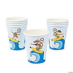 Beach Monkey Cups