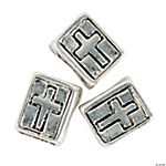 Bible Large Hole Beads - 8mm