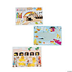 Bible Story Sticker Scenes