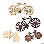 Bicycle Wood Veneer Shapes