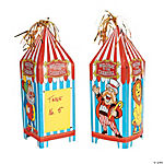 Big Top Tabletop Centerpieces