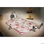 Bloody Death Bed Zombie