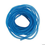 Blue Mesh Tube Ribbon