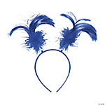 Blue Team Spirit Head Boppers