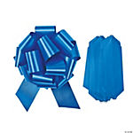 Blue Wedding Pull Bows