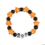 Boo Beaded Bracelet Craft Kit