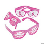 Breast Cancer Awareness Pinhole Glasses