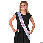 Bride-to-Be Sash