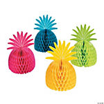 Bright Pineapple Centerpieces