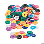 Bright Spacer Beads - 8mm