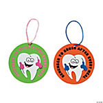 Brush Your Teeth Ornaments Craft Kit
