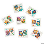 Bubble Guppies Tattoos