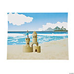 Build Your Own Sandcastle Sticker Scenes