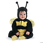 Buzzy Bumble Bee Baby's Costume