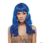 California Blue Wig