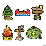Camp Courage Cutouts
