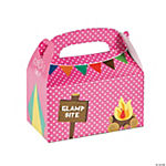 Camp Glam Treat Boxes