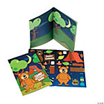 Camp Sticker Activity Books