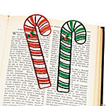 Candy Cane Ruler Bookmarks