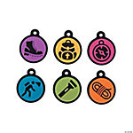 Cave Adventure Charms