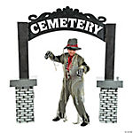 Cemetery Archway
