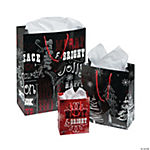 Chalkboard Christmas Gift Bag Assortment