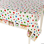 Cheery Christmas Tablecloth