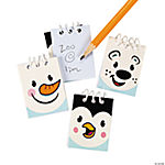 Cheery Winter Spiral Notepads