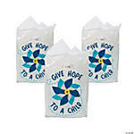 Child Abuse Awareness Bags