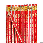 Chinese New Year Pencils