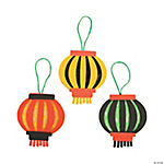Chinese New Year Tissue Paper Lantern Craft Kit