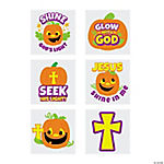 Christian Pumpkin Tattoos