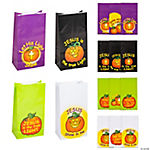 Christian Pumpkin Treat Bags