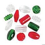 Christmas Bead Mix - 11mm - 18mm