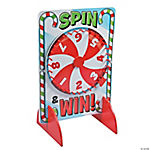 Christmas Candy Spinner Game