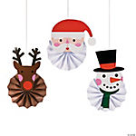 Christmas Character Hanging Fans