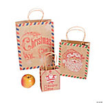 Christmas Delivery Kraft Bags
