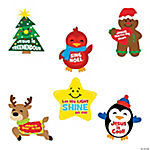 Christmas Faith Cutouts