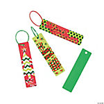 Christmas Magic Color Scratch Bookmarks