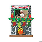 Christmas Mantel Picture Frame Magnet Christmas Craft Kit