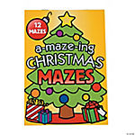 Christmas Mazes Activity Books
