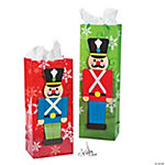 Christmas Nutcracker Gift Bag Assortment