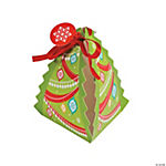 Christmas Tree Favor Boxes