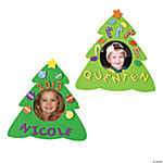 Christmas Tree Picture Frames