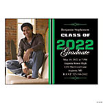 Class of 2016 Graduate Custom Photo Invitations